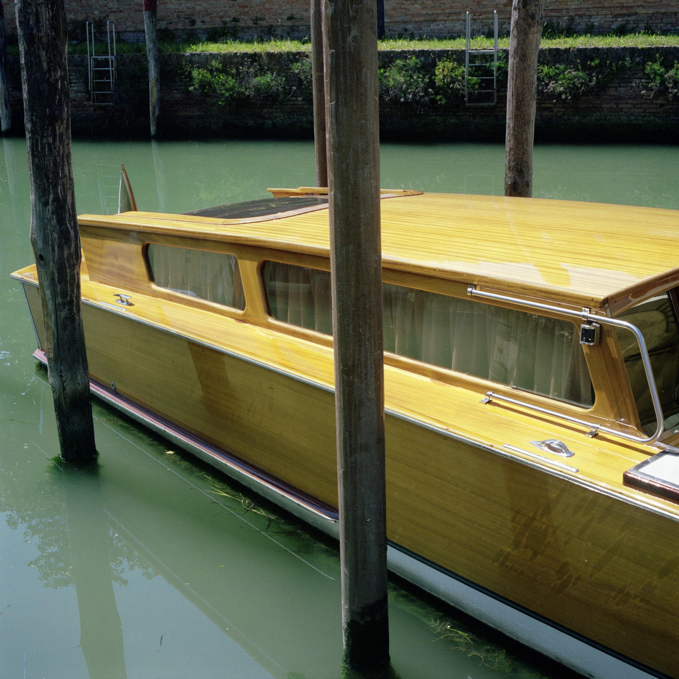 Venice vaporeto